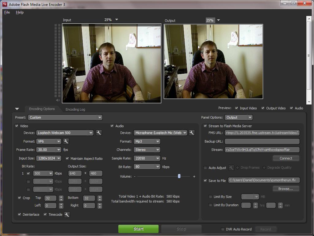 Adobe fmle - фото 4