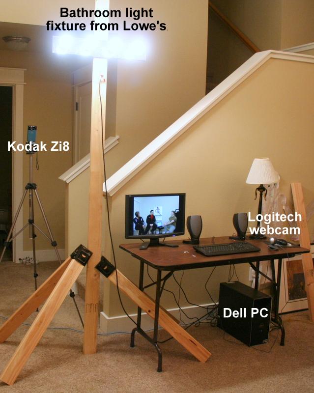 Live Broadcast Setup