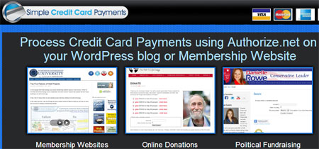 Simple Credit Card Payments